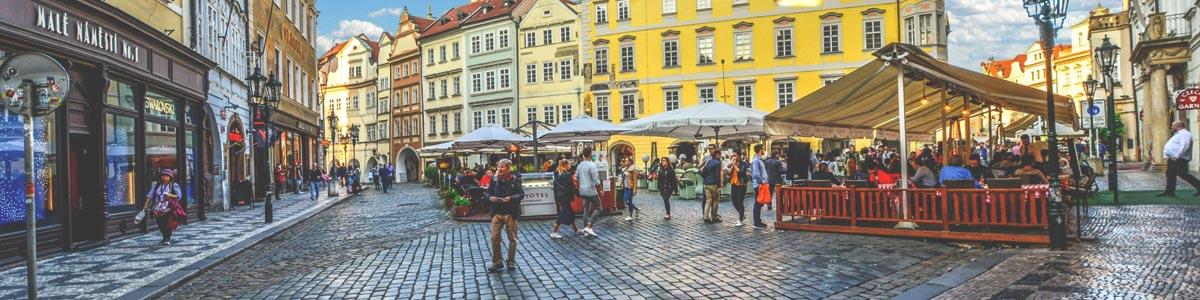 Viaggio Evento Capodanno Praga
