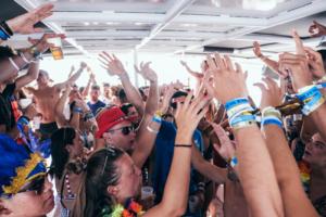 Errezeta Lloret dee mar boat party